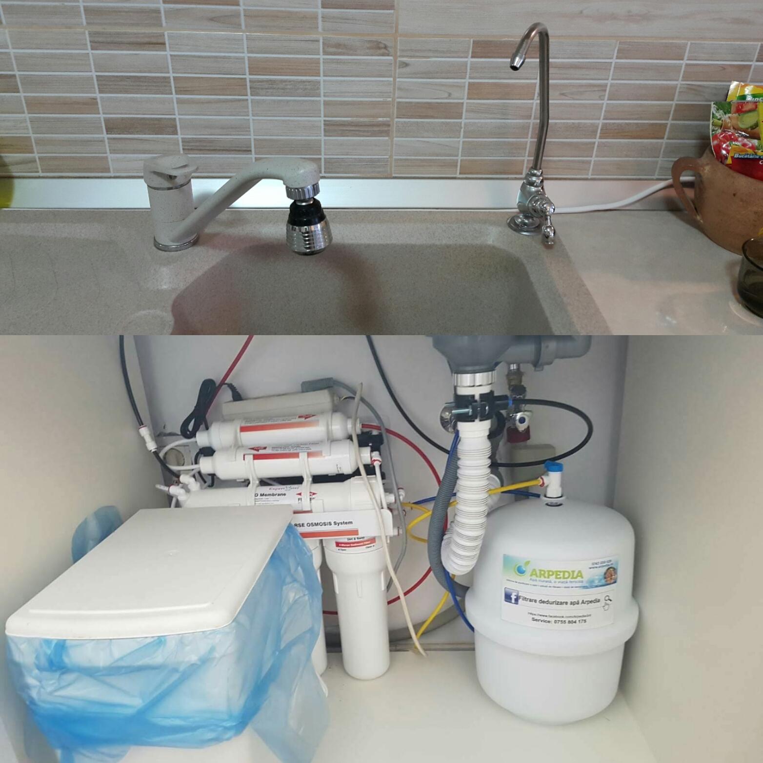 sisteme de purificare apă AR-00