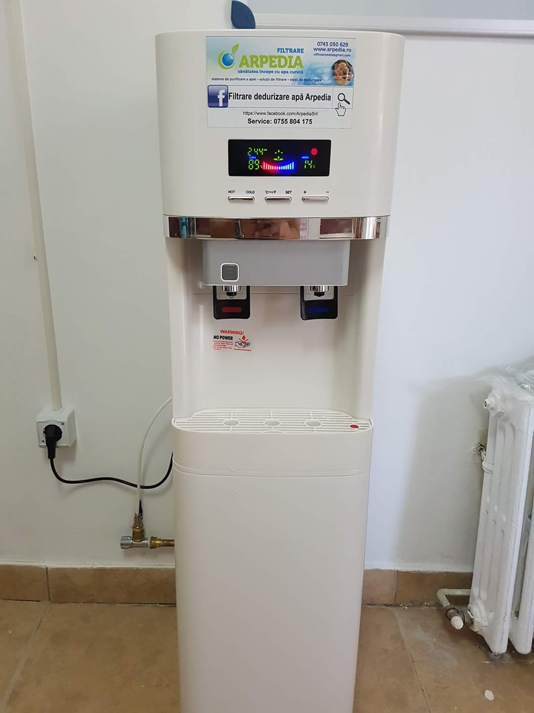 sisteme de purificare apă dispenser Business Aqua Dispenser